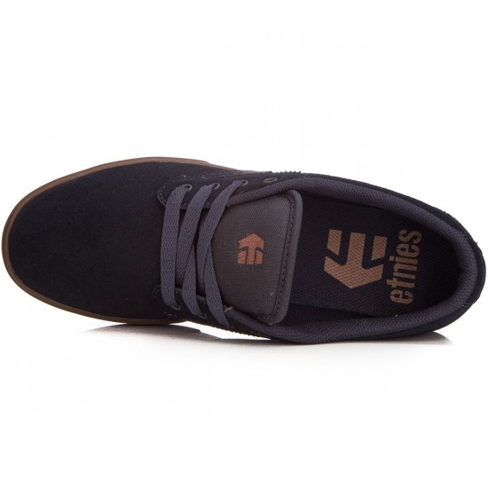 Etnies Jameson 2 ECO Shoes - Navy/Navy/Gum - 6.0