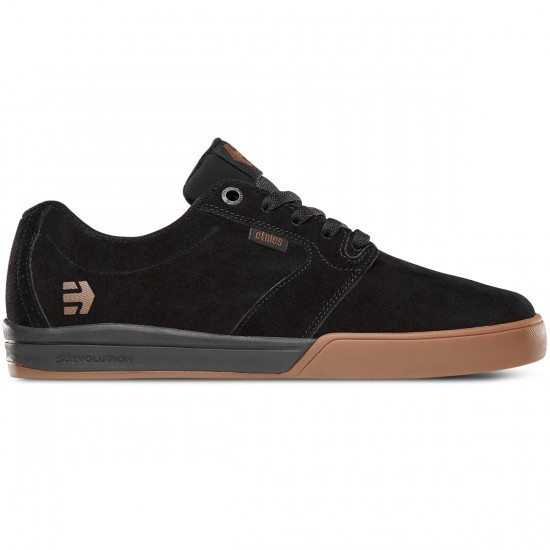 Etnies Jameson E-Lite Shoes - Black/Gum - 9.5