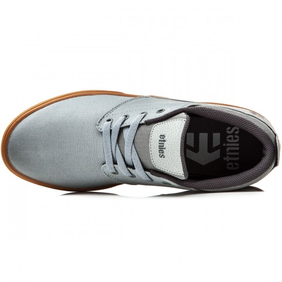 Etnies Jameson MT Shoes - Grey/Gum - 10.0