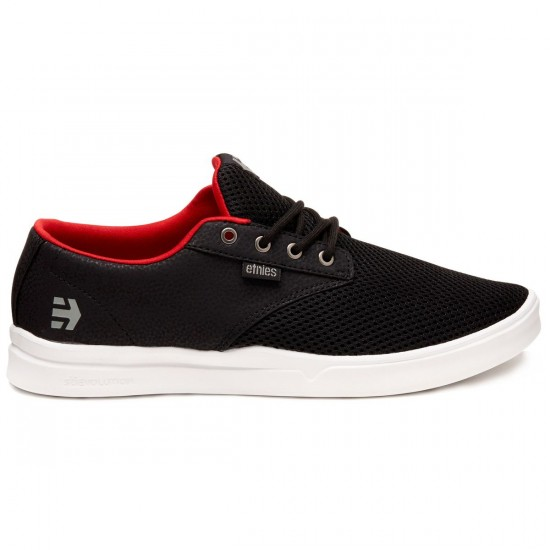 Etnies Jameson SC Shoes - Black - 9.0