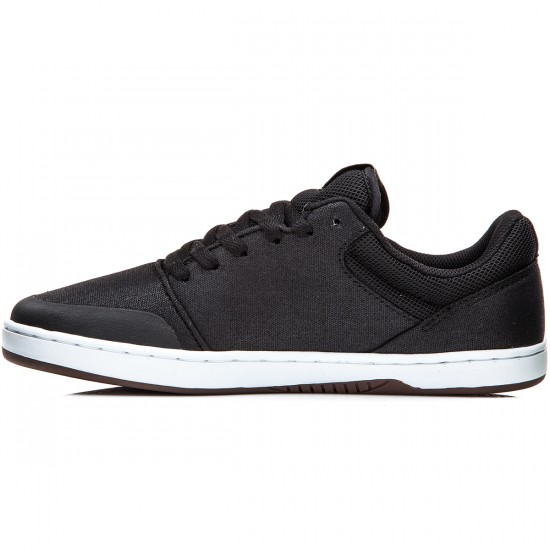 Etnies Marana Shoes - Black/Grey/White - 10.0