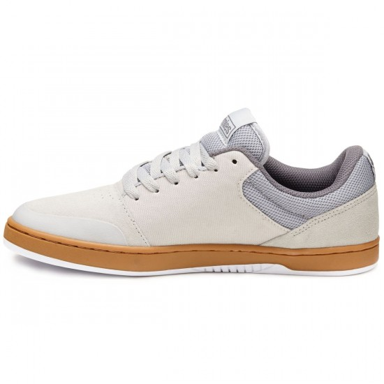 Etnies Marana Shoes - Light Grey - 8.0
