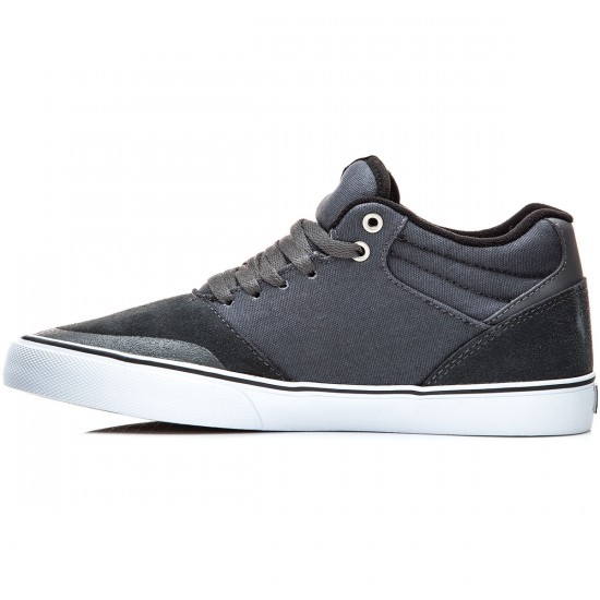 Etnies Marana Vulc MT Shoes - Dark Grey/Light Grey - 10.0