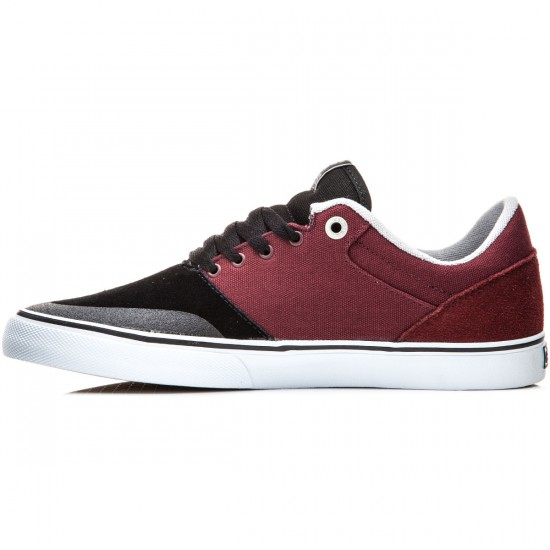 Etnies Marana Vulc Shoes - Black/Red - 10.0