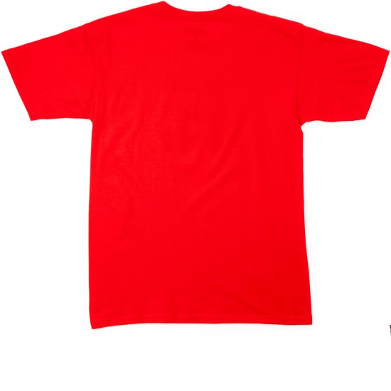Etnies Mod Icon T-Shirt - Red