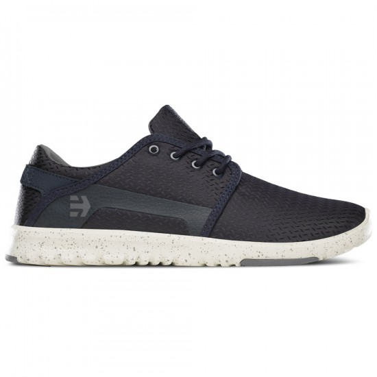 Etnies Scout Shoes - Navy - 11.5