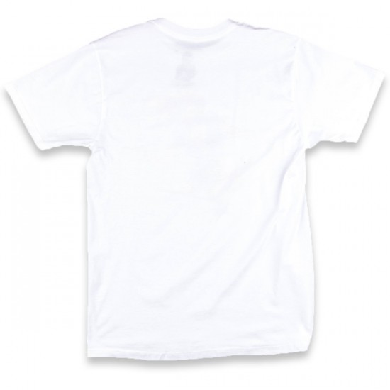 Everybody Skates Diva 2 T-Shirt - White
