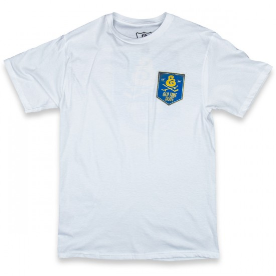 Expedition Banner T-Shirt - White