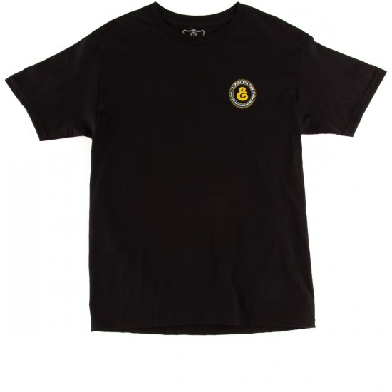 Expedition Blue Collar T-Shirt - Black