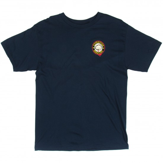 Expedition Brawlers T-Shirt - Navy