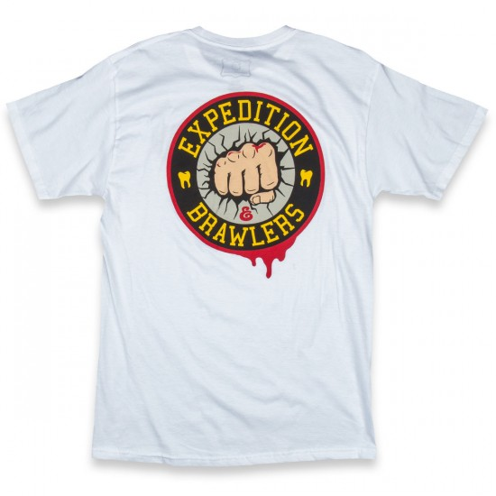 Expedition Brawlers T-Shirt - White