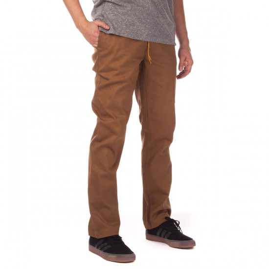 Expedition Drifter Chino Pants - Khaki - 28 - 32