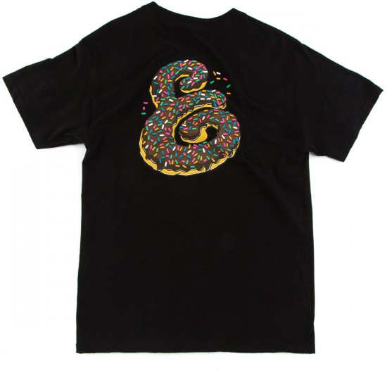 Expedition Ex Donut T-Shirt - Black