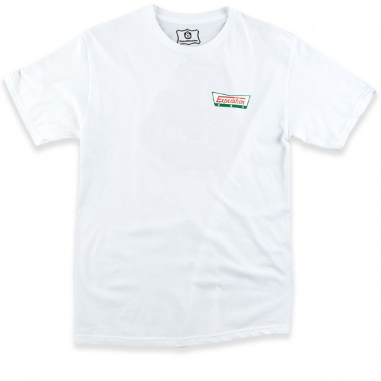 Expedition Ex Donut T-Shirt - White