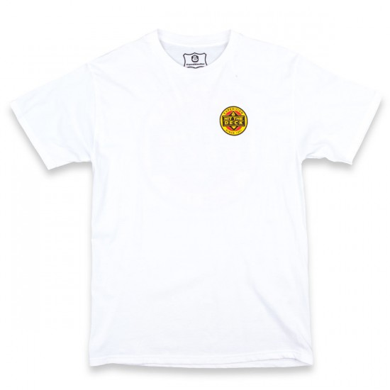 Expedition Hit The Deck T-Shirt - White