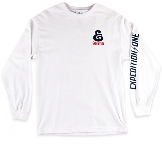 Expedition Local 159MM Long Sleeve T-Shirt - White
