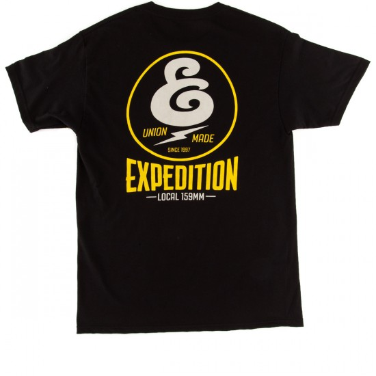 Expedition Local 159MM T-Shirt - Black