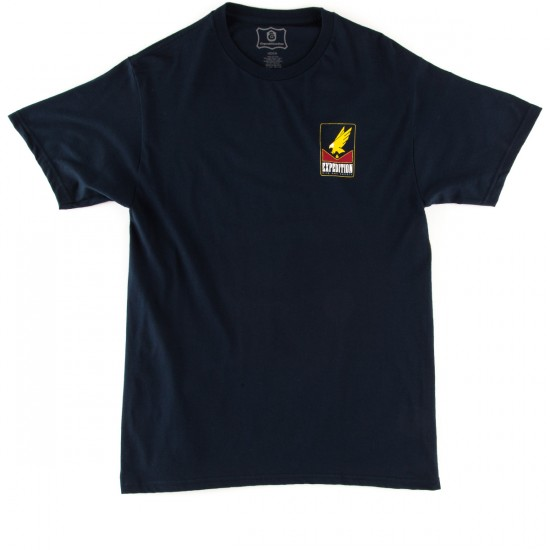 Expedition Nice And Smooth T-Shirt - Navy