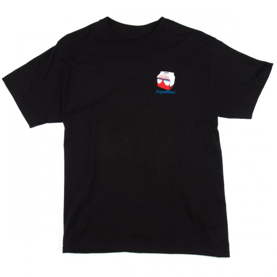 Expedition One Cooler T-Shirt - Black