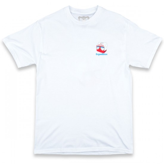 Expedition One Cooler T-Shirt - White