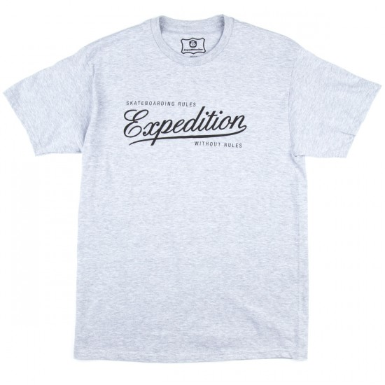Expedition One Rules T-Shirt - Athletic Heather