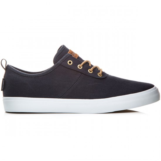 Filament Carnaby Shoes - Navy - 8.0