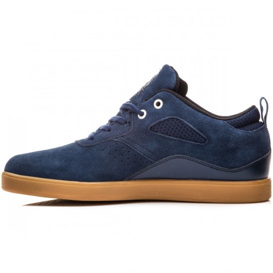 Filament Moose Shoes - Navy/Gum - 8.0