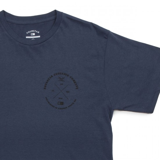 Fourstar Club T-Shirt - Slate