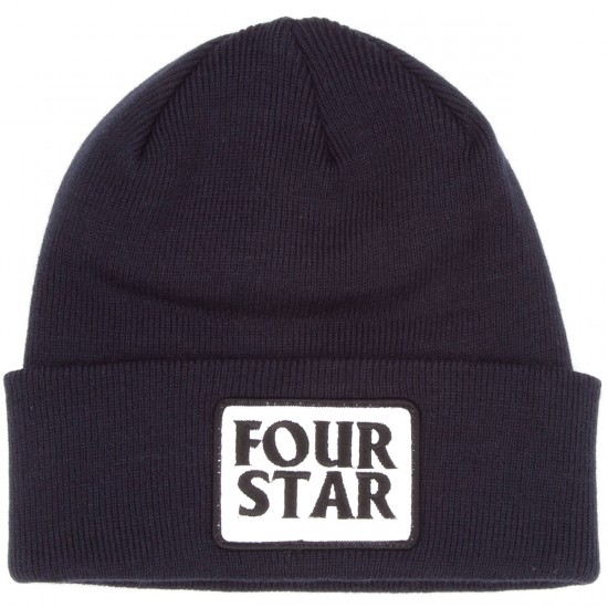 Fourstar Four Hero Beanie - Navy