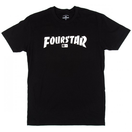Fourstar Highspeed T-Shirt - Black