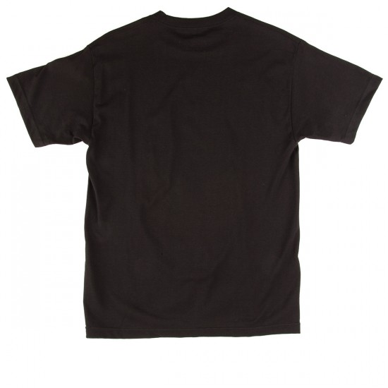 Fourstar Highspeed T-Shirt - Black/Orange