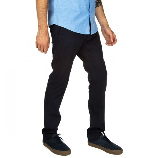 Fourstar Ishod Fatigue Straight Slim Pants - Midnight - 30 - 32