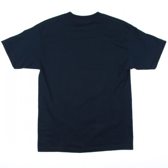 Fourstar Kennedy Highspeed T-Shirt - Navy