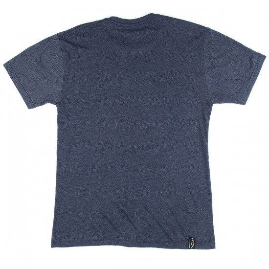 Fourstar Love Triblend T-Shirt - Navy