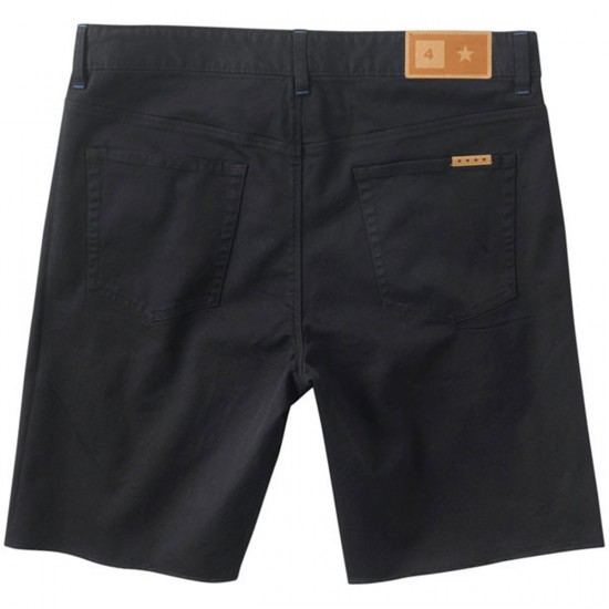 Fourstar Malto Shorts - Black