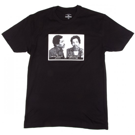 Fourstar Mugshot 03 T-Shirt - Black