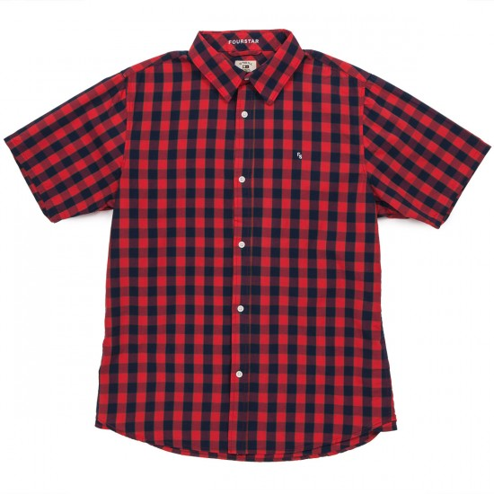 Fourstar O'Neill Woven - Washed Red