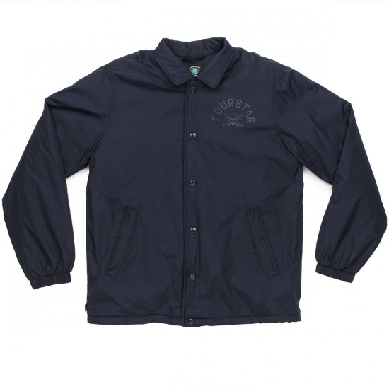 Fourstar Sherpa Jacket - Midnight