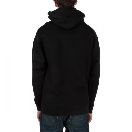 Fourstar Thumbs Up Pullover Hoodie - Black