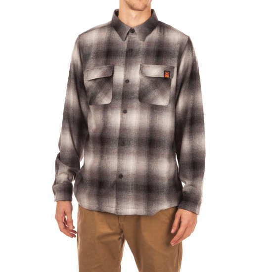 Fourstar TNT Antihero Flannel Shirt - Grey