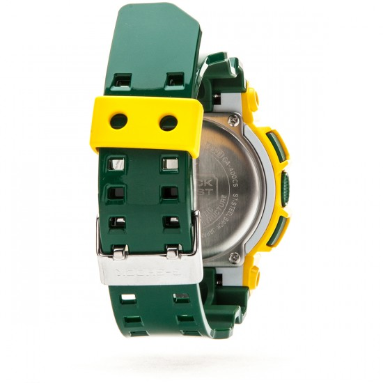 G-Shock GA-400 Watch - Crazy Yellow