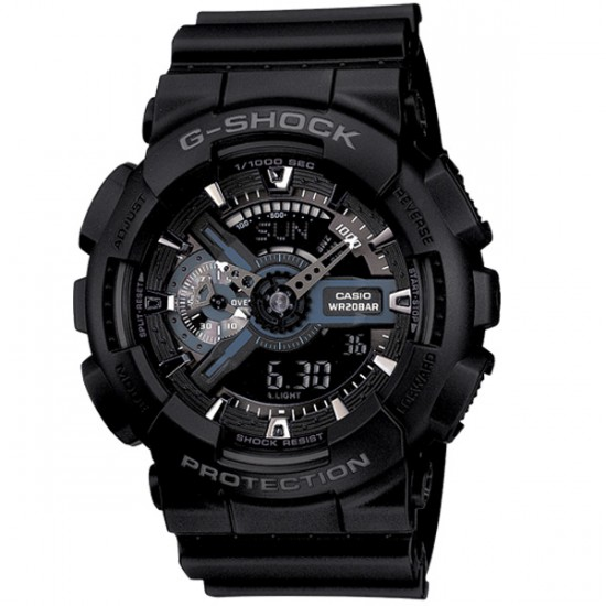 G-Shock GA110 Watch - Military Black