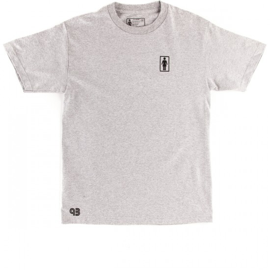 Girl 93 OG Standard T-Shirt - Grey Heather