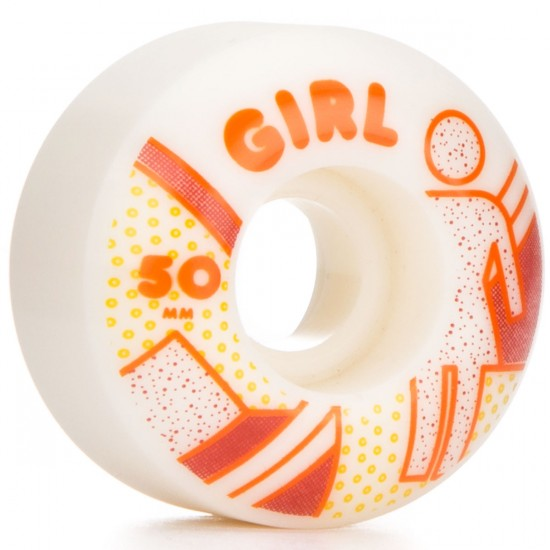 Girl Framework Skateboard Wheels - 50mm