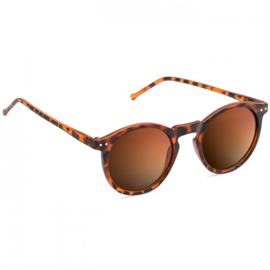 Glassy Tim Sunglasses - Tortoise Polarized