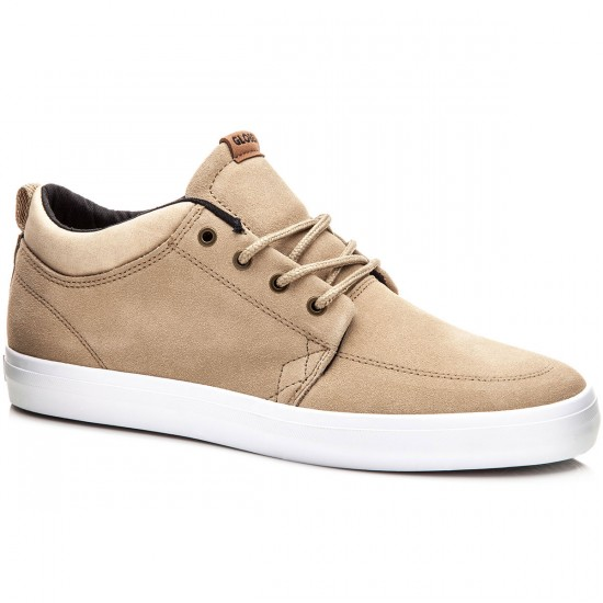 Globe GS Chukka Shoes - Khaki - 8.0