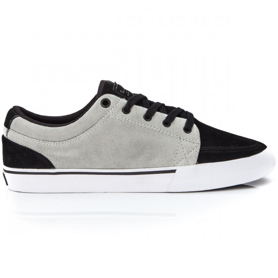 Globe GS Shoes - Grey/Black - 8.0