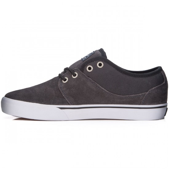Globe Mahalo Shoes - Dark Grey/Night - 7.0