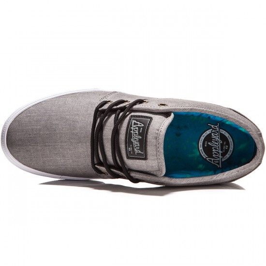Globe Mahalo Shoes - Grey Chambray - 11.0