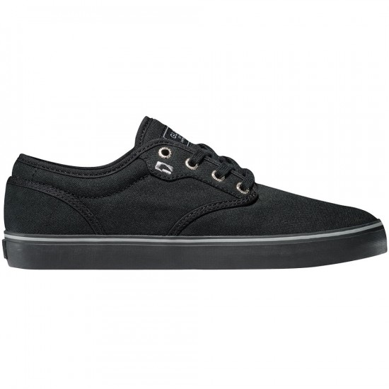 Globe Motley Shoes - Black - 7.0